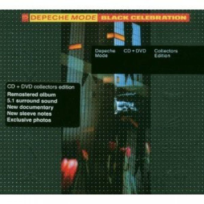 Depeche Mode: Black Celebration: CD + DVD