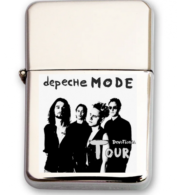 Briquet Depeche Mode: Devotional Tour
