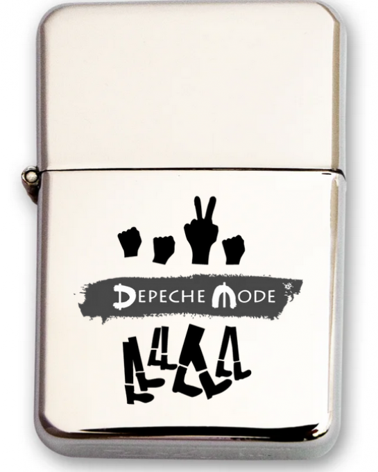 Briquet Depeche Mode: Spirit
