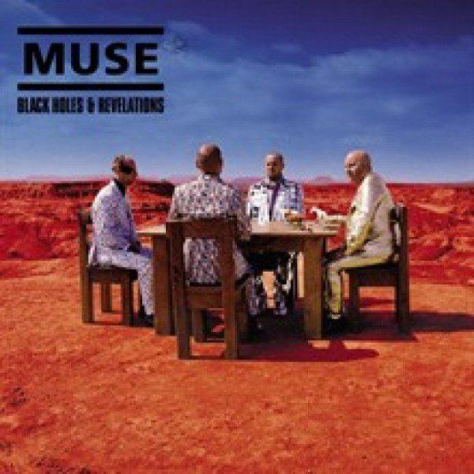 MUSE: Black holes and revelations [Vinyl]