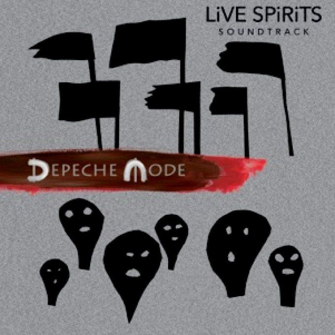Depeche Mode: Live Spirits Soundtrack 2CD