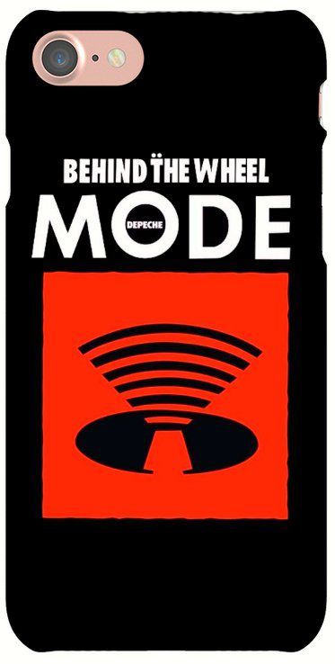 Coque smartphone Depeche Mode: Behind the wheel