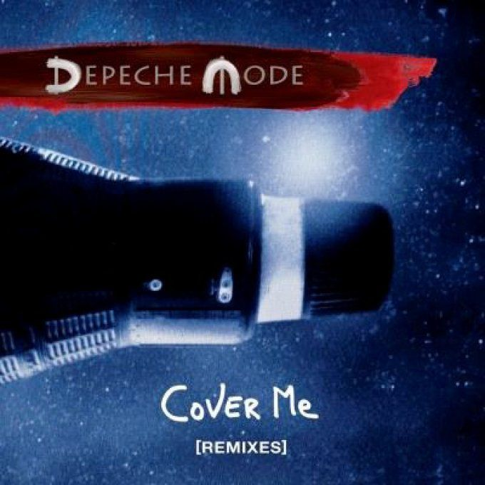 Single Depeche Mode: Cover me [Double vinyl]