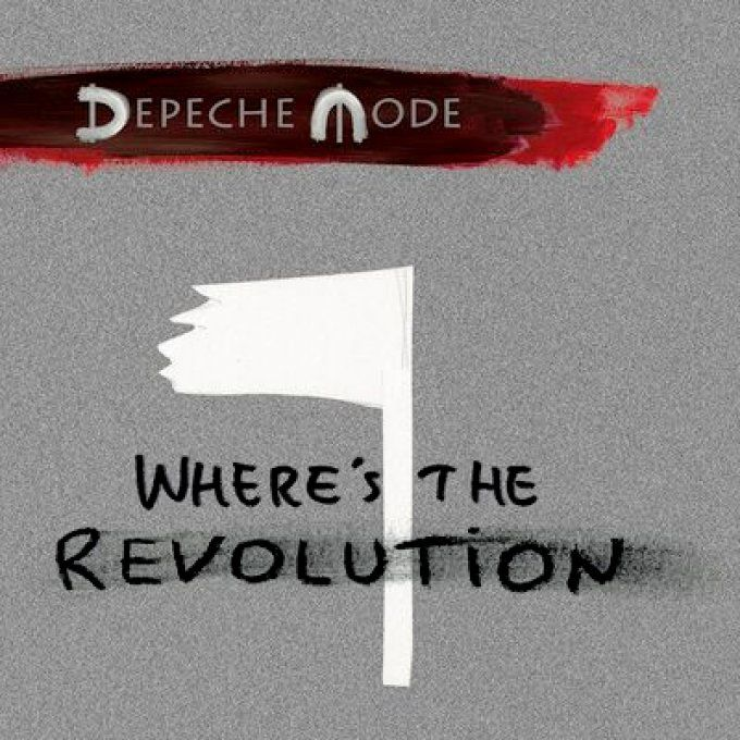 Single Depeche Mode: Where's the revolution
