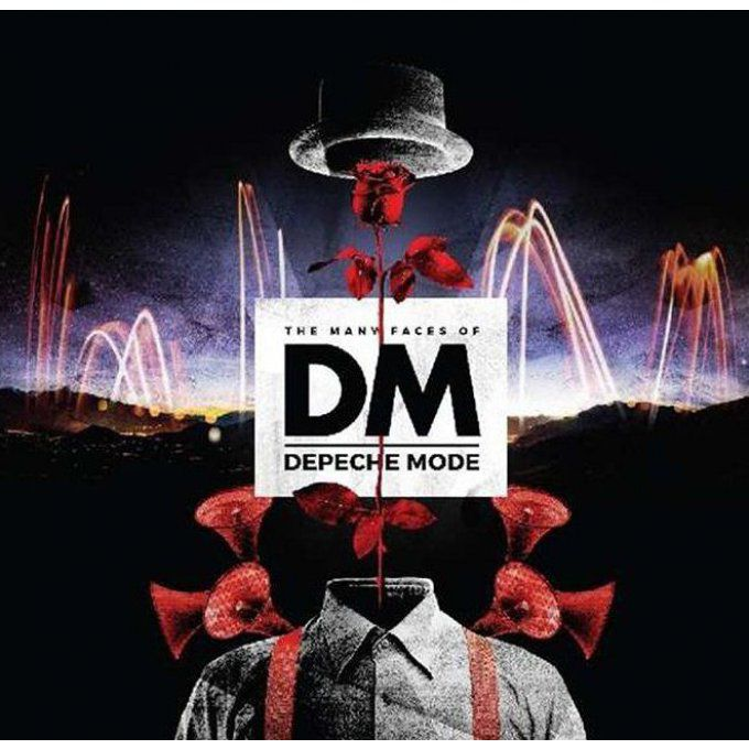 Many Faces Of Depeche Mode [Vinyl]