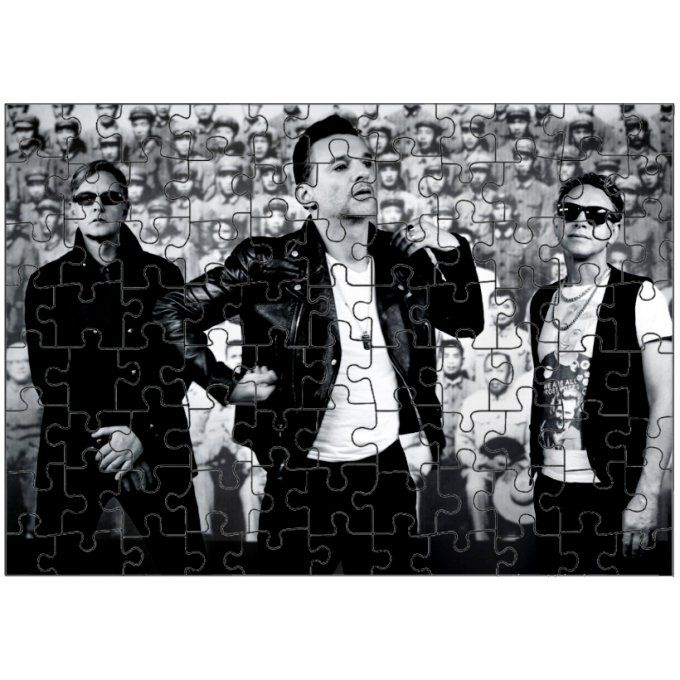 Depeche Mode: Puzzle Delta Machine Tour