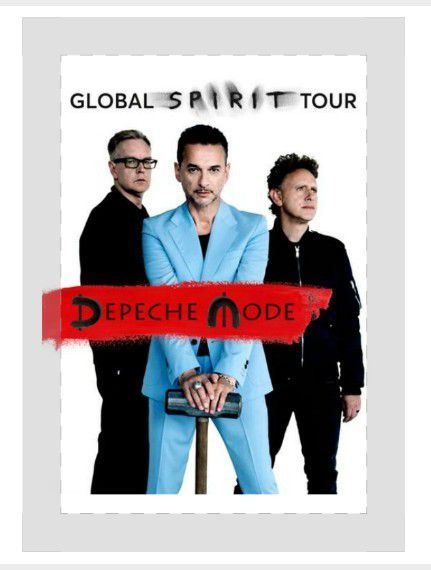Global Spirit Tour (photo sur toile)