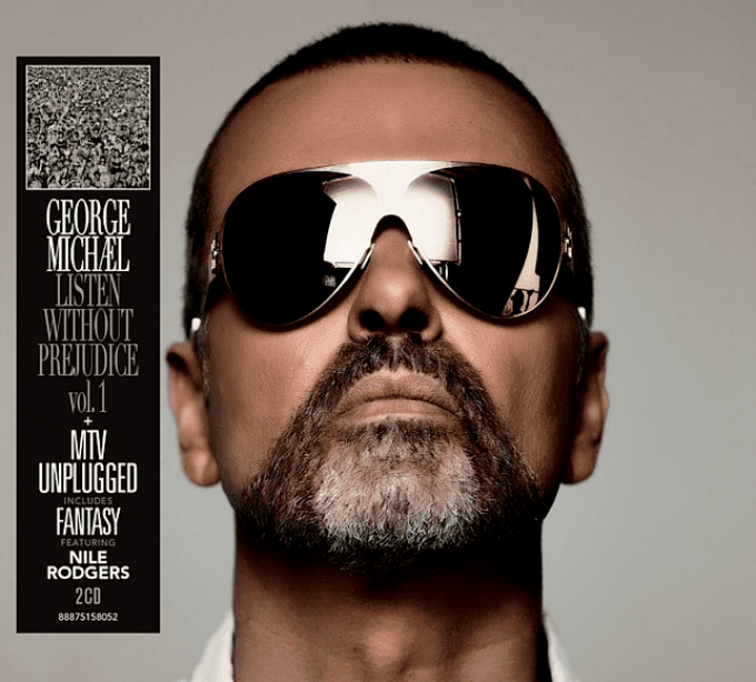 George Michael: Listen Without Prejudice 25 [Double CD]