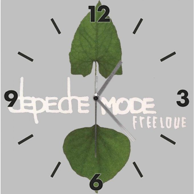 Horloge Depeche Mode: Freelove