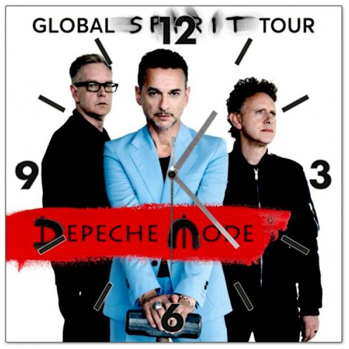 Horloge: Global Spirit Tour