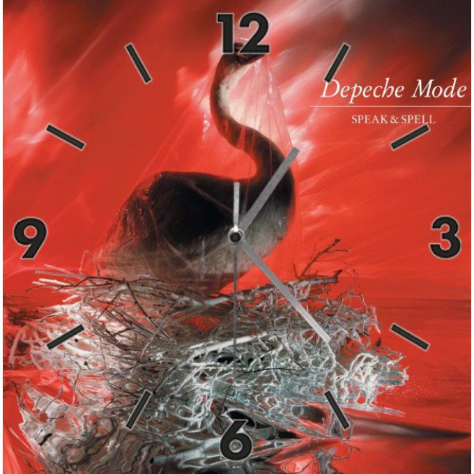 Horloge Depeche Mode: Speak and Spell