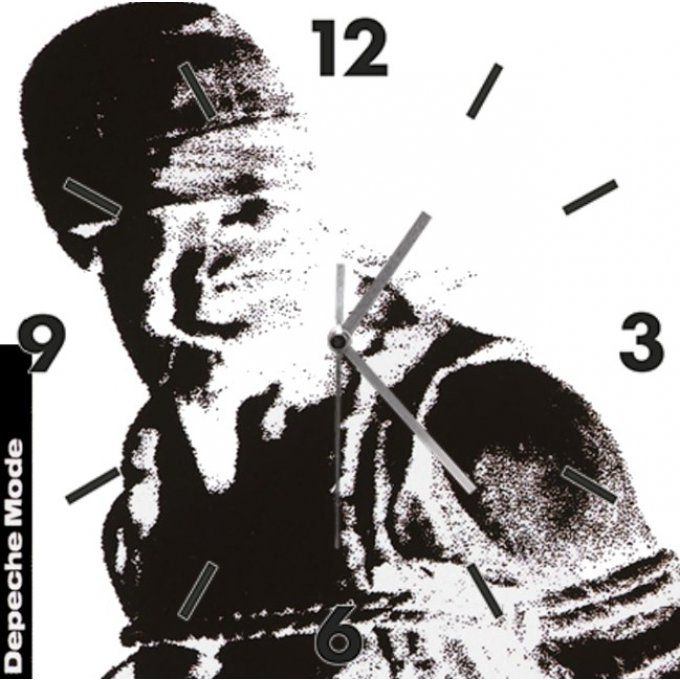 Horloge Depeche Mode: Just can't get enough