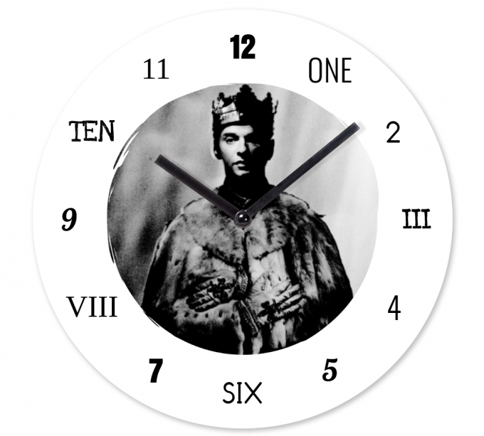 Horloge Depeche Mode:Dave Gahan - Enjoy the silence