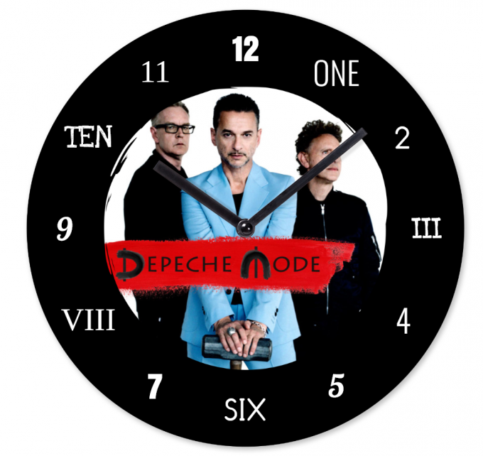 Horloge Depeche Mode: Global Spirit Tour