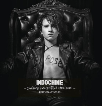 INDOCHINE: Singles collection 1981-2001 [4 Vinyls]