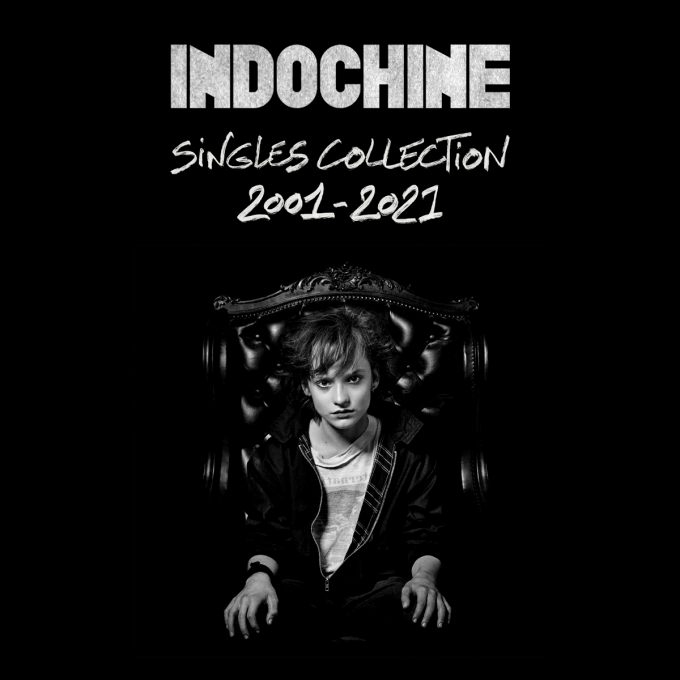 INDOCHINE: Singles collection 2001-2021 [Double K7]