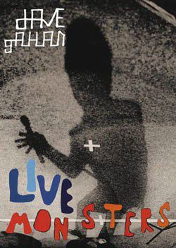 Dave Gahan: Live Monsters - DVD