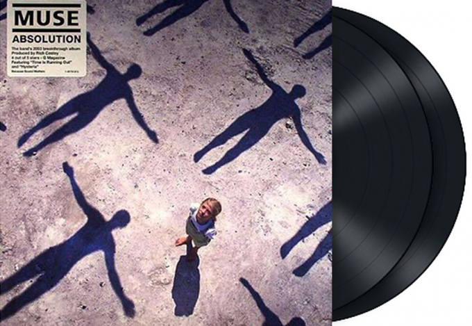 MUSE: Absolution [VINYL]