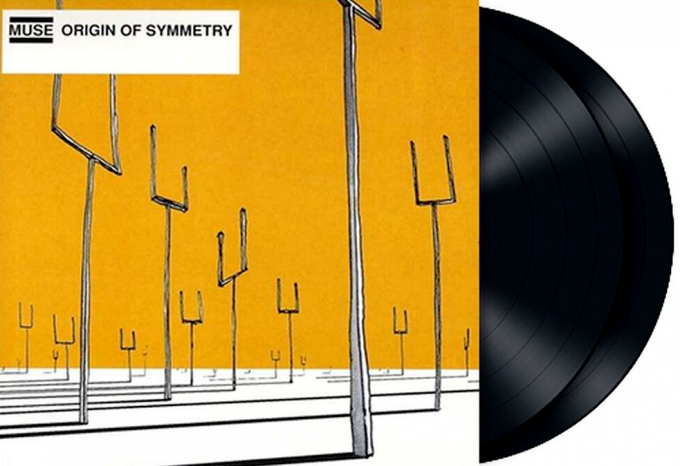 MUSE: Origin of symmetry [VINYL]