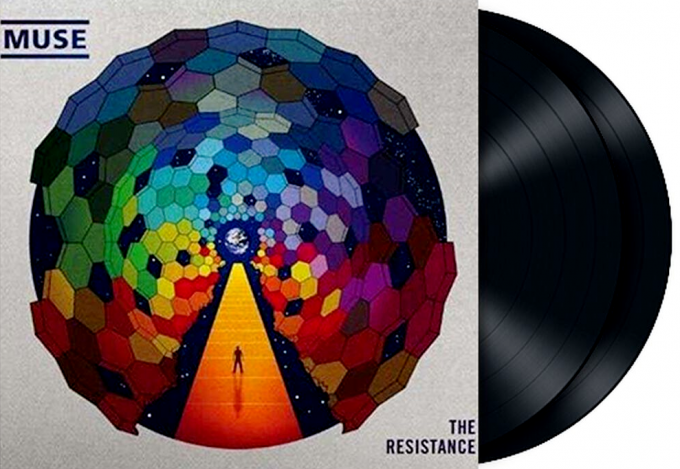 MUSE: The Resistance [VINYL]