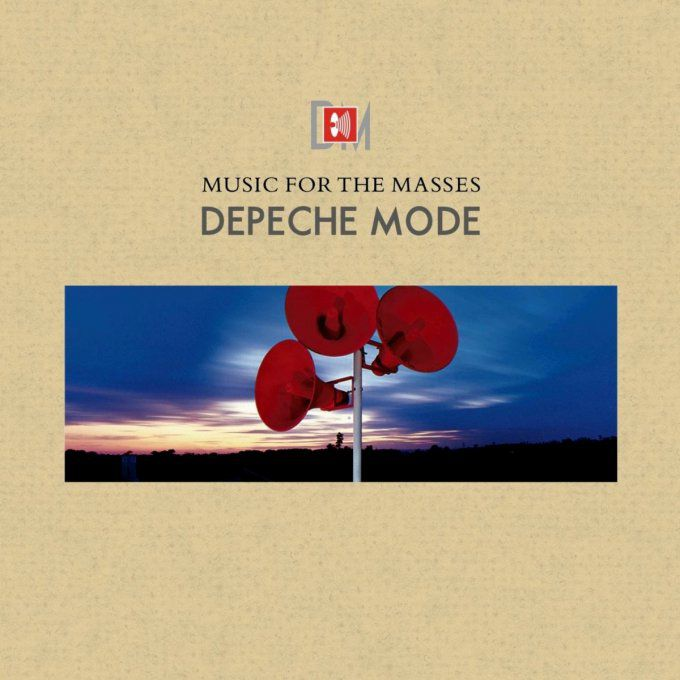 Depeche Mode: Music for the masses - LP