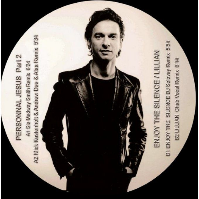 Personal Jesus [Part 2] Picture disc