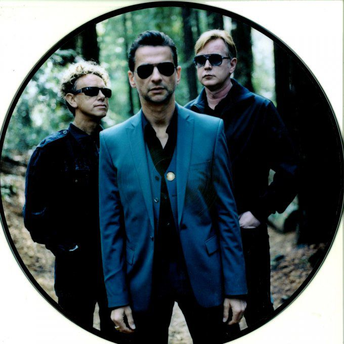 Depeche Mode - Soothe my soul [Part 2] Picture disc