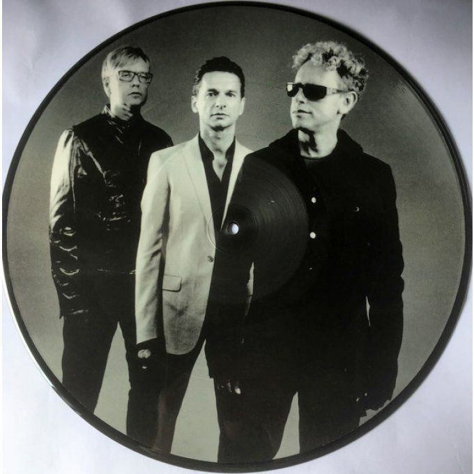 Depeche Mode - Where's the revolution Picture disc