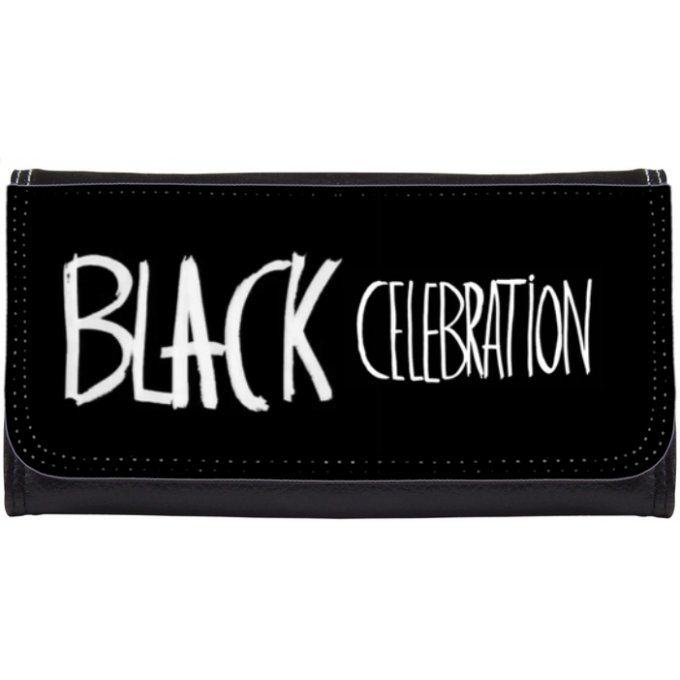 Portefeuille: Black celebration