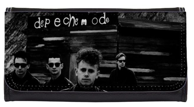 Portefeuille Depeche Mode: Museo