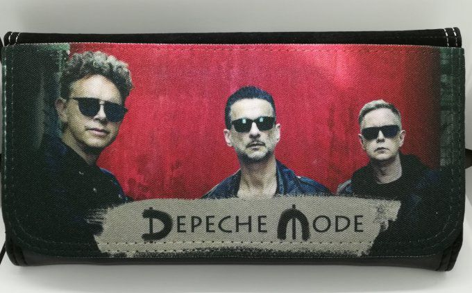 Portefeuille Depeche Mode: Global Spirit Tour 2018