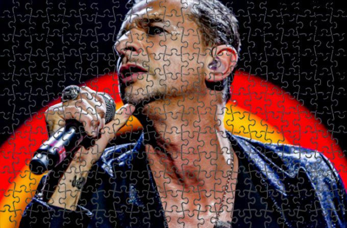Depeche Mode: Puzzle Dave Gahan