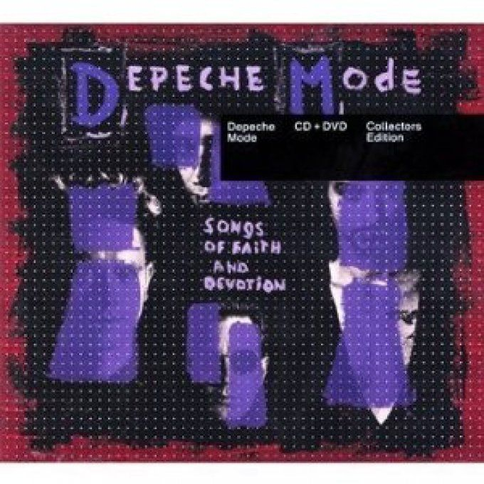 Depeche Mode: Songs of faith and devotion: CD + DVD