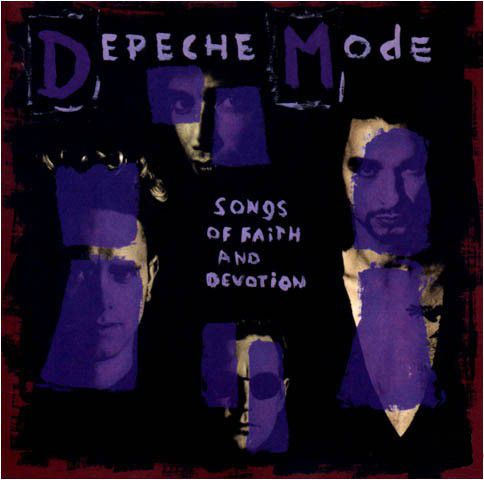 Depeche Mode: Songs of faith and devotion [CD]