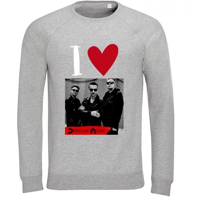 Sweat-shirt Depeche Mode: Spirit