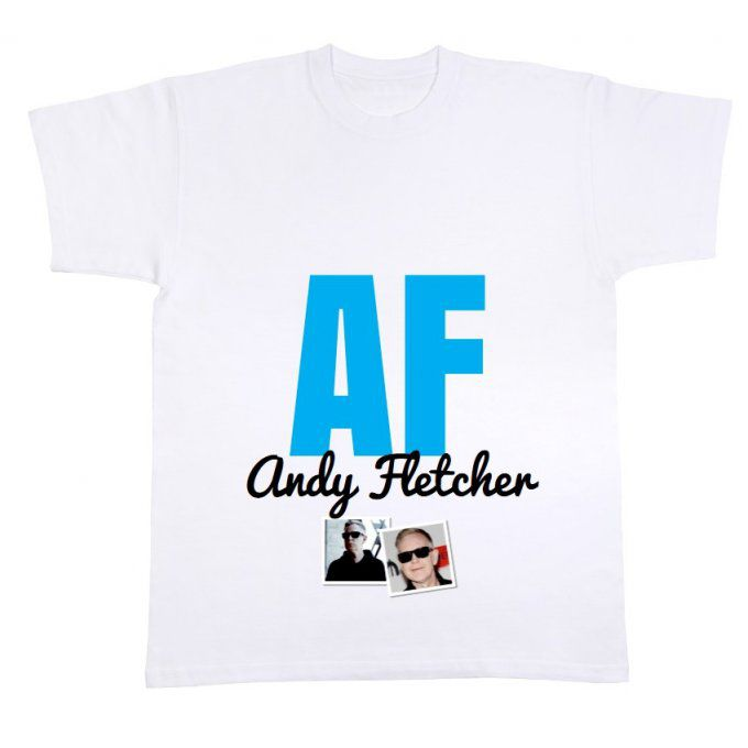 T-Shirt: Andy Fletcher 2016