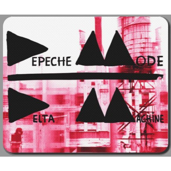 Tapis de souris Depeche Mode: Delta Machine