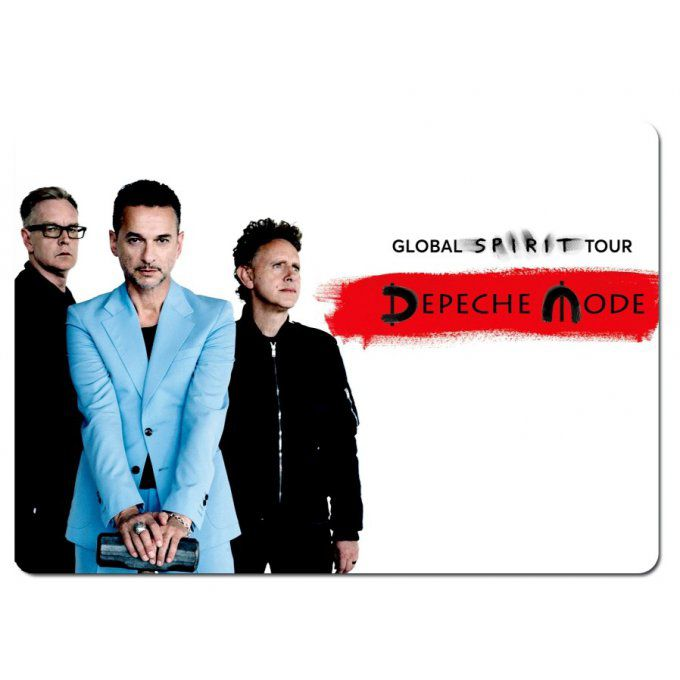 Tapis de souris: Global Spirit Tour