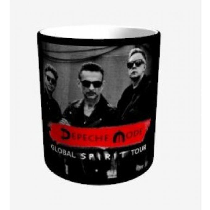 Depeche Mode: Tasse magique: Global spirit tour