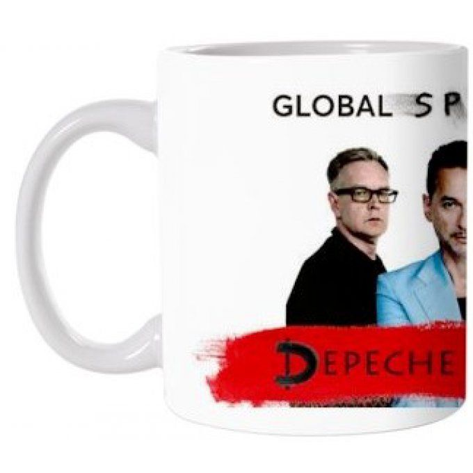 Depeche Mode: Tasse: Global Spirit Tour