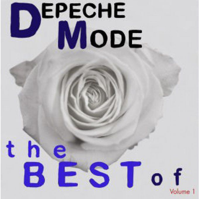 The Best of Depeche Mode Vol 1 [Triple vinyle]