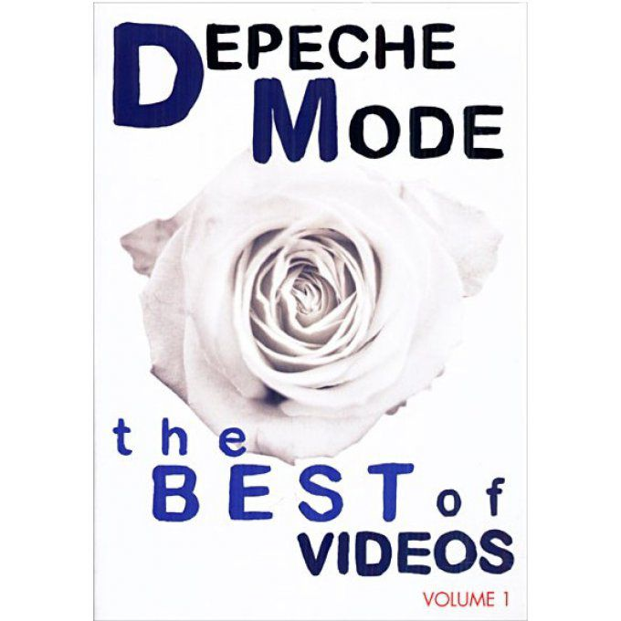 Depeche Mode: The best of videos vol 1