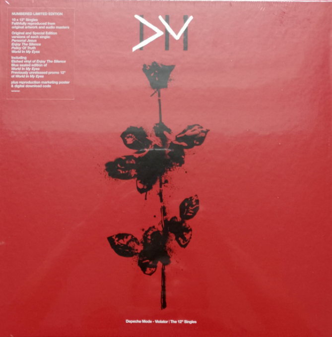 Depeche Mode > Violator: The 12' Singles