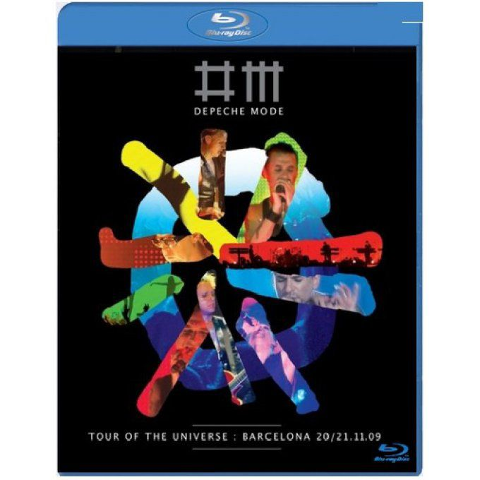 Tour of the universe: Live in Barcelona 20/21.11.09 [Blu-ray]