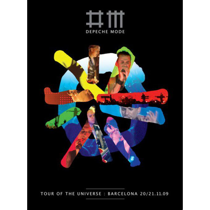 Depeche Mode: Tour of the universe: Live in Barcelona [DVD + 2CD]