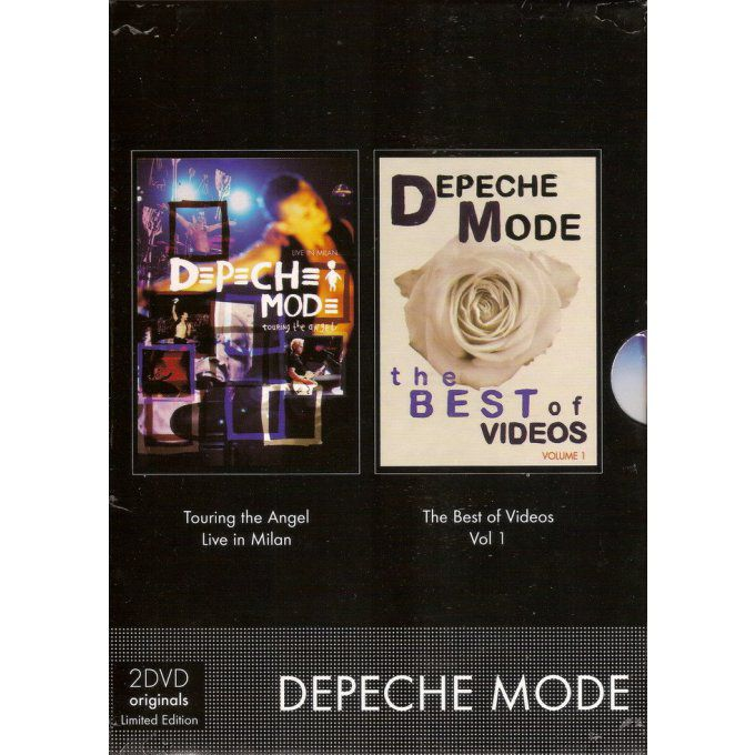 Depeche Mode: Touring The Angel + The best of videos Volume 1