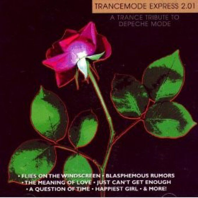 Trancemode Express 2.01: Trance Tribute To Depeche Mode