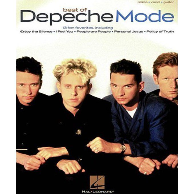 Depeche Mode: Best Of Partition Piano