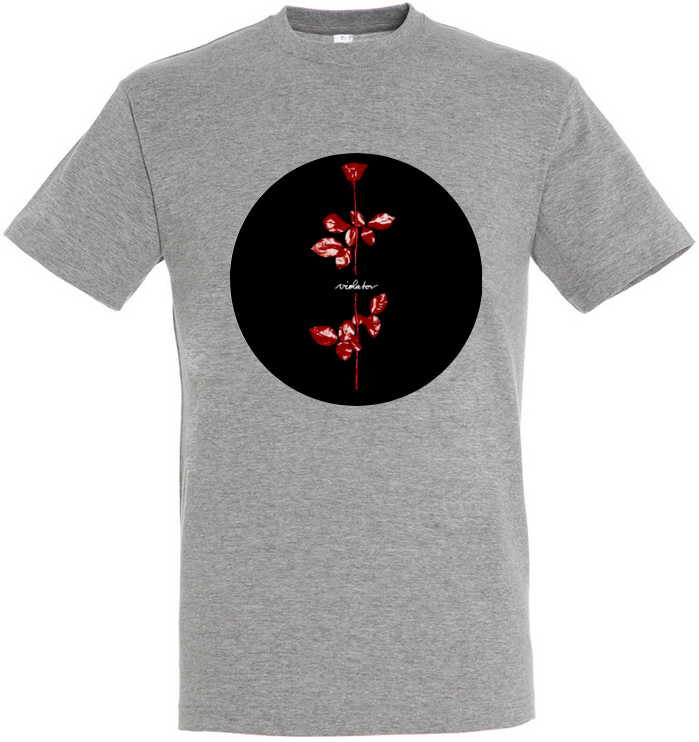 T-shirt Depeche Mode: VIOLATOR [The circle edition]