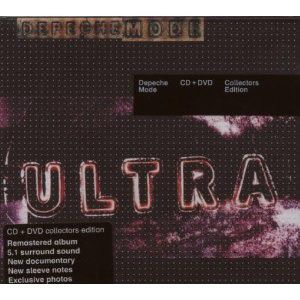 Depeche Mode: Ultra: CD + DVD